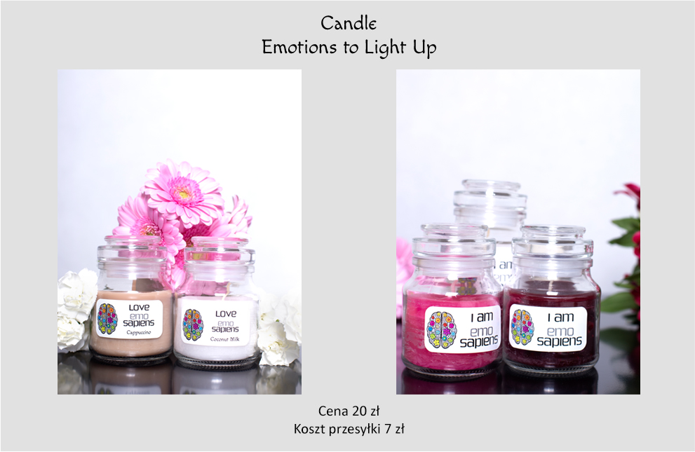Candle (Emotions to Light Up)