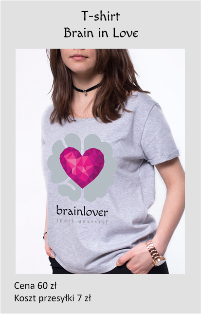 T-Shirt (Brain in Love)