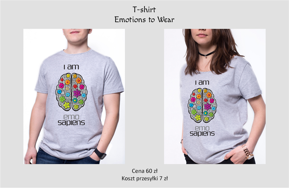 T-Shirt (Emotions to Wear)